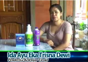 Ida Ayu Ika Trisna Dewi, Setelah Detox Gula turun, Maag jarang kambuh lagi, Kelenjar tiroid mengecil, Berat badan turun 12kg
