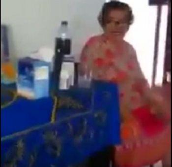 Mamak, Setelah melakukan Detox  Sudah bisa jalan sendiri , Kesehatan mulai membaik
